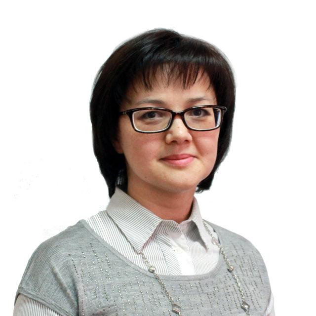 Дейнека Эльвира Радисовна